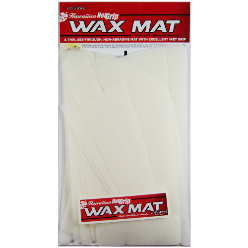 "7'6"" Short Board -Wide Wax Mat Kit"