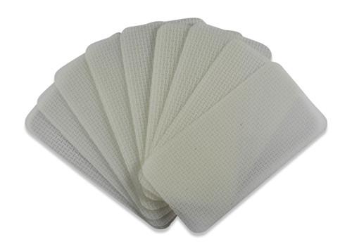"""3""""x6"""" Wax Mat Panel Set (10 Pieces)"""