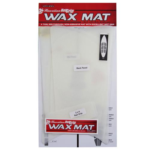7' Short Board Wax Mat Kit