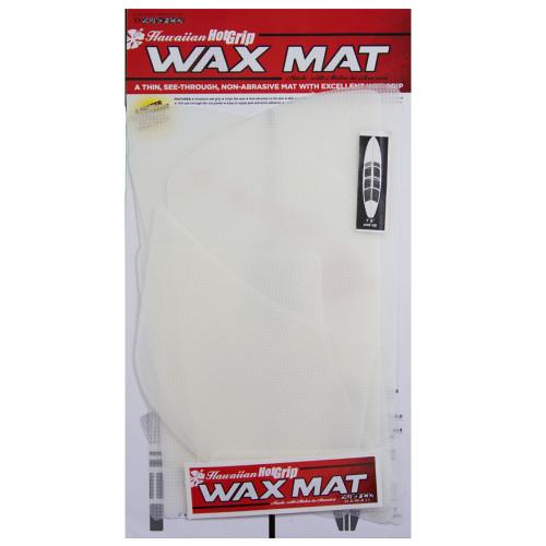 """7'6"""" Short Board Wax Mat Kit"""