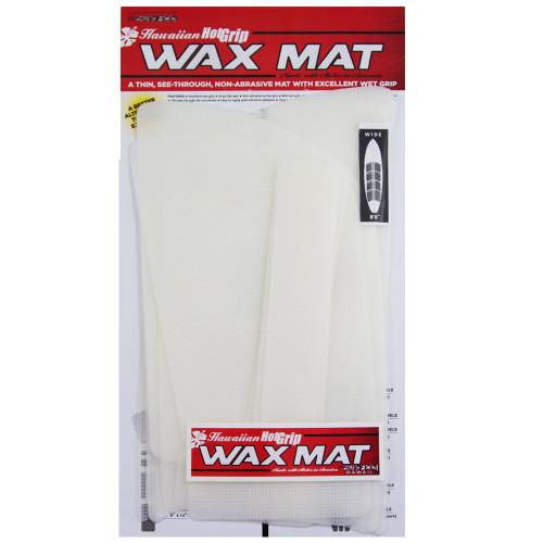 8' Short Board - Wide Wax Mat Kit