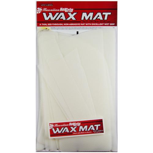 """10'6"""" Longboard Full Deck Wax Mat Kit"""
