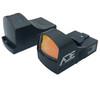 Ade Advanced Optics Crusader RD3-009 Red Dot Reflex Sight + Optic Mounting Plate for Sig Sauer P365XL/P365X Handgun