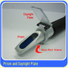 Most Accurate Alcohol Water Grape Wine Refractometer 0-80% ATC