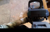 RD2-006 Digital 8 Reticle Holo Reflex Sight Red Green Dot scope with built in rechargeable battery