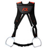 Child Toddler Standing Horseshoe Back Carrier with Side Pocket for Outdoors