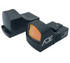 Ade Advanced Optics Compact RD3-009 Red Dot Reflex Sight for Ruger SR9,SR9C,SR40C,SR40,SR45 Pistol