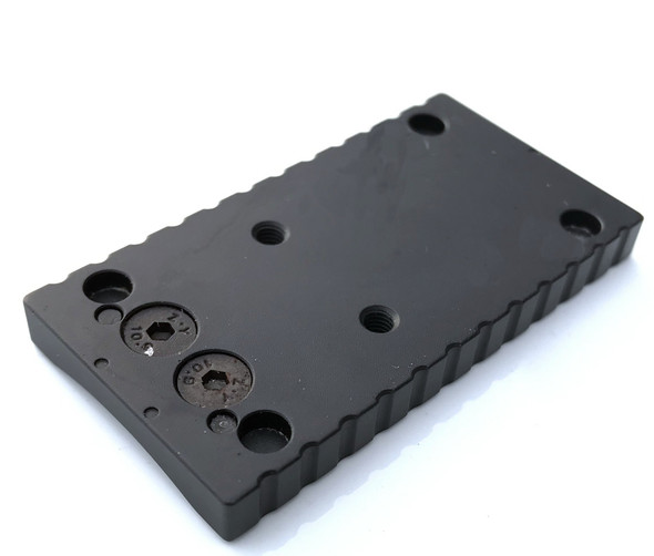 ADE RD3-006B Python GREEN Dot Reflex Sight + Optic Mounting Plate for SIG SAUER P365 Standard