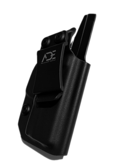 IWB Kydex Optics Ready HOLSTER for Sig Sauer P365XL Optic Cut Pistol - Compatible with Shield RMS/RMSC.RMSW/SMS, Sig Saure Romeo Zero, Swampfox Sentinel, ADE RD3-018 SPIKE Installed