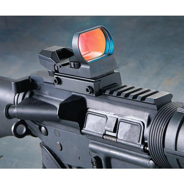 ADE rd2-002 4 Reticle RED and GREEN Dot Sight Scope Picatinny Rail by Ade Advanced Optics