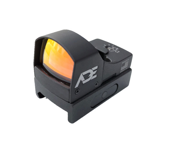 Ade rd3-002 Mini Micro Red Dot Sight FOR RUGER ® Mark III ™ & 22/45™ Picatinny Mount