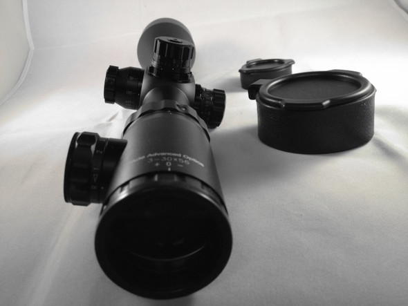 Ade Advanced Optics 3-30x56 Rifle scope 10 time zoom Optical Gunsights USA