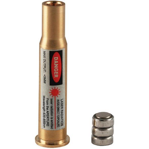Bore Sighter 30-30/.25-06/.270 Cartridge Red Laser Boresighter