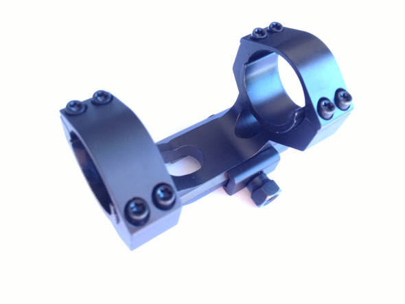 1-inch to 30-mm One-piece Scope Mount Ring for Picatinny Rail