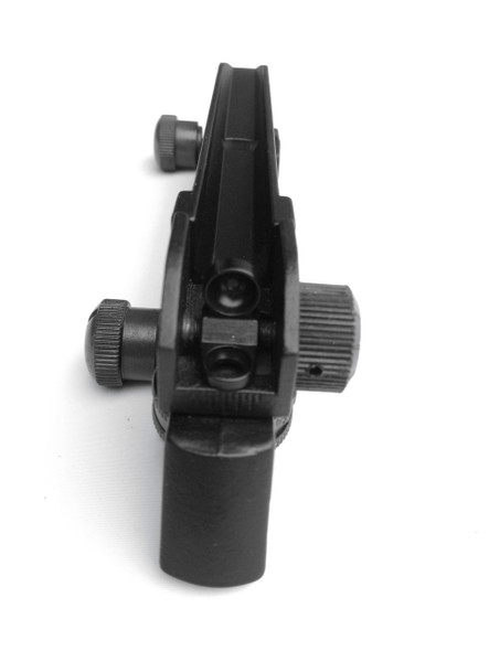 AR15 Rifle Detachable STEEL Carry Handle with Built-in Adjustable A2 Rear Sight