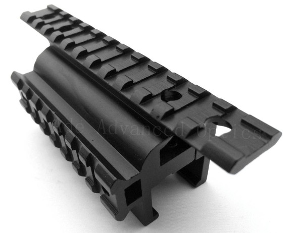 Tactical Dual Weaver Picatinny Rail Claw Mount for Hk, H&k G3, Gsg, G3 & Mp5 Variant