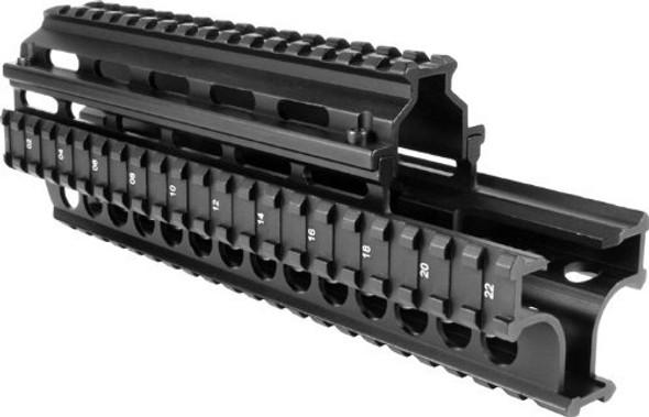 Ade Advanced Optics Tactical Saiga 7.62x39, 545 Quad Rail System