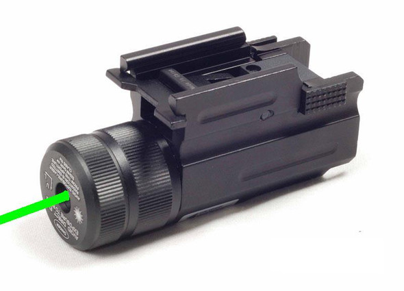 Green Pistol Rifle Laser Sight For Ruger SR9 SR40 Glock 17 19 22 Springfield XD