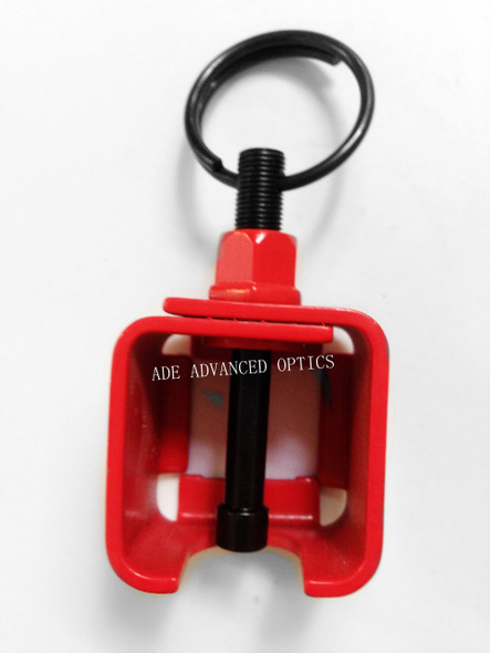 RED! .223 4/15 Blank Firing Adaptor mount with Integral Housing for Rifle