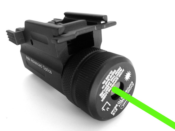 Compact All Metal Green Laser Sight New Smaller Design !! for Pistol Glock 17 19 20 23 21