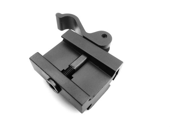 QD Quick Release 3-Slot Rifle Picatinny/Weaver Universal Adaptor Riser Rail