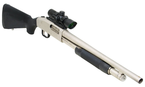 Mossberg 500/590 Series Shotgun Picatinny/Weaver Rail 13 slots Shotgun Mount