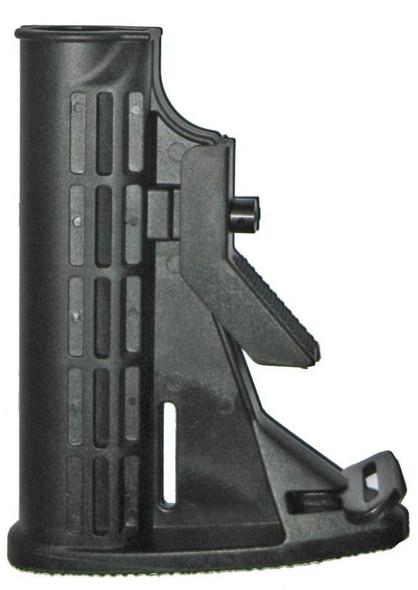 Mil Spec Rifle Stock 6 Position Buttstock