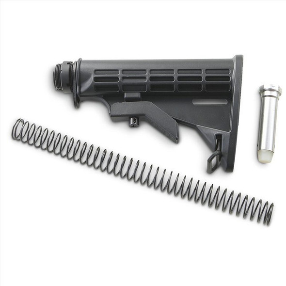 MIL SPEC  Stock Buttstock + Buffer tube kit
