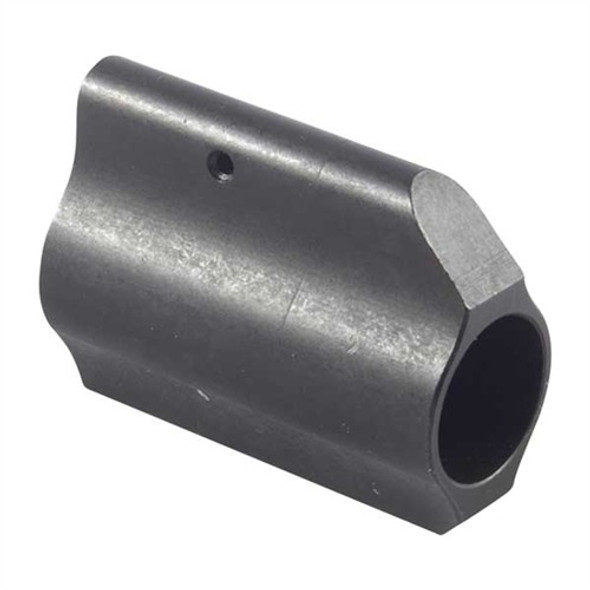 "Steel .780"" Long Gas Block Low Profile"