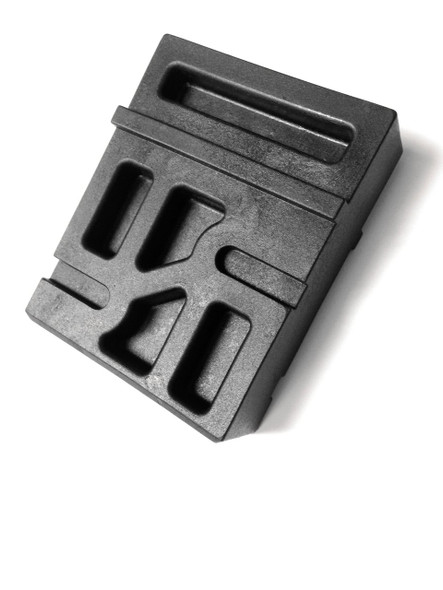308 AR10 lower receiver vise block - gunsmithing tool
