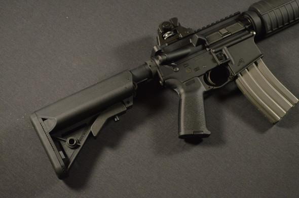 Gen 3! Made in USA Black Sopmod Mil spec Stock Buttstock