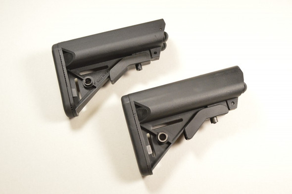 Gen 3! Made in USA Black Sopmod Mil spec Stock Buttstock