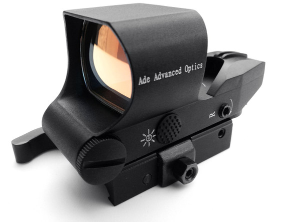 Ade Advanced Optics rd2-007 Red Dot Reflex sight- Reflex sight optic and substitute for holographic red dot sight