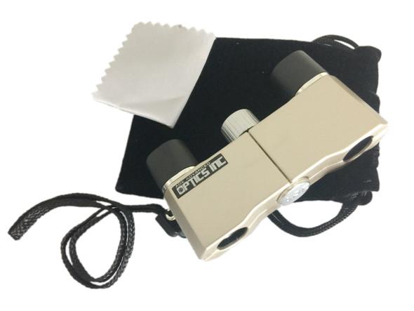 Ade Advanced Optics 4x 10 mm Ultra Compact Binocular Opera Concert birdwatching 4X10 4X10mm
