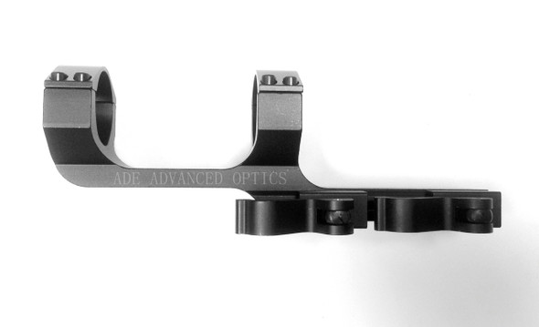 "AR15 One Piece 30mm/1"" Quick Release Extended Riflescope Mount QD Flat-top Platforms"