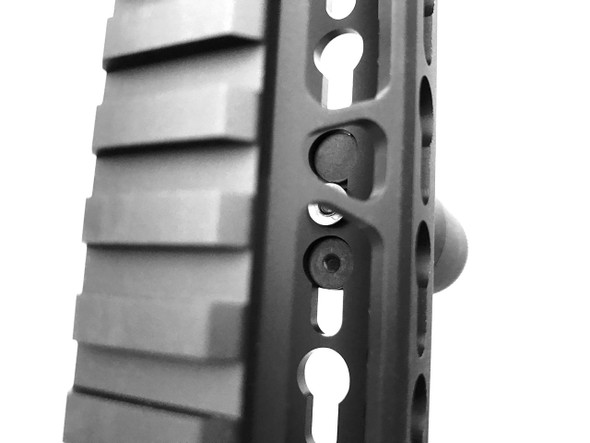 KeyMod Tactical Vertical Grip Ergonomic Forward Vertical Foregrip w/ Storage