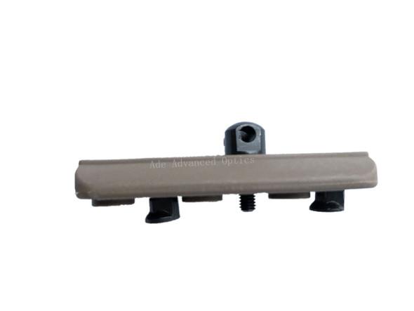 FDE! KeyMod rail Slot Sling Swivel Stud Bipod Adapter Flat Dark Earth