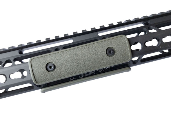 "Pack of 3! OD Green 4"" Keymod Rail Panel handguard Section Cover  Protecter ODG"