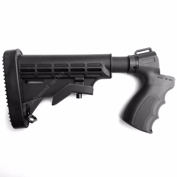 12 GA Gen1 Shotgun Stock+Pistol Grip+Buttpad for Mossberg 500 590