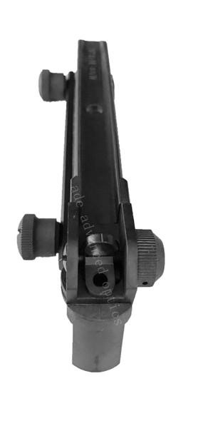 Tactical Detachable Post Carry Handle Dual Aperture A2 Rear Sight