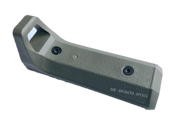 OD Green HandStop Barricade Rest Tactical Super Slim Keymod Hand Stop rail ODG cover