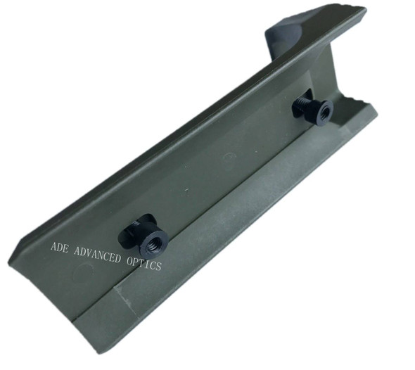 OD Green HandStop Barricade Rest Tactical Super Slim Keymod Hand Stop rail ODG cover