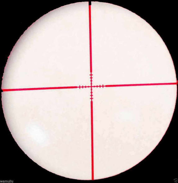 RED Laser 2.5-10x44 Rifle Scope Red+Green illuminated Reticle Riflescope sight