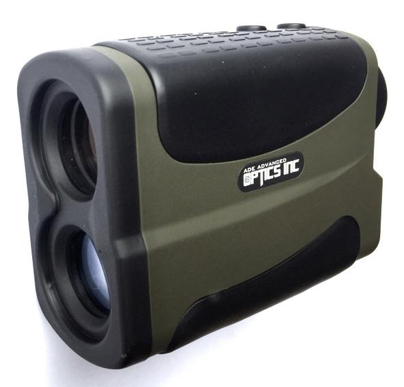Ade Advanced Optics Golf Laser Hunting Range Finder with PinSeeker  6x Binoculars, ODG OG Green