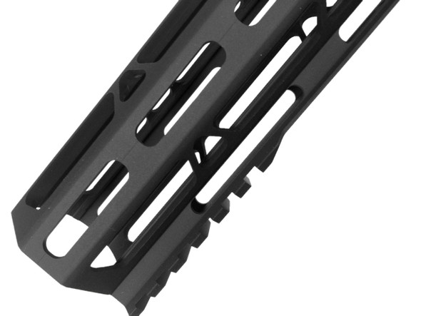 """FOR 308 LOW PROFILE upper! -MADE IN USA!- ADE PRO MLOK 10"""" INCH RAIL SUPER SLIM HANDGUARD FREE FLOAT"""