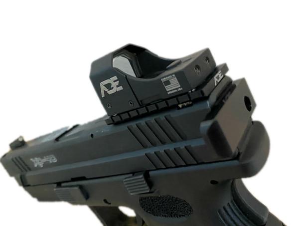 Ade RD3-006B GREEN Dot Compact Reflex Sight Pistol for Springfield XD