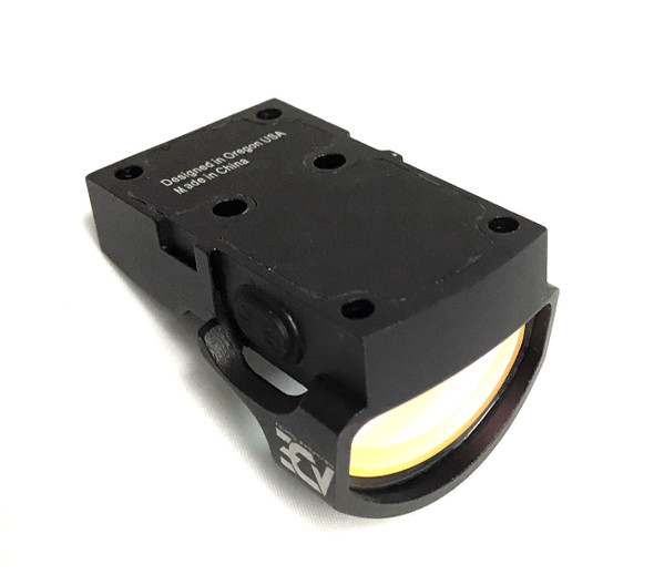 Ade Advanced Optics rd3-013 Bertrillium 30000 Battery Life 4MOA Waterproof Red Dot Micro Mini Reflex Sight for Handgun and Glock MOS