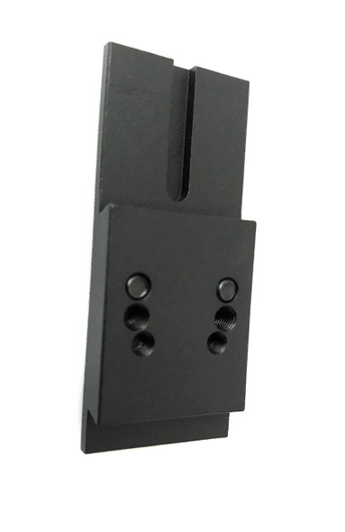 Ade Advanced Optics Pistol Mount Plate for Ruger SR9,SR9c,SR40,SR40c,SR45 Handgun to fit Vortex venom, burris fastfire, meopta, eotech mrds, docter, insight Red Dot Reflex Sight