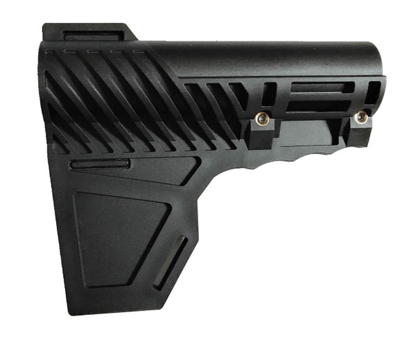 "Stabilizing  Fin Lightweight AR15 Pistol Brace  ""NOT Stock"""