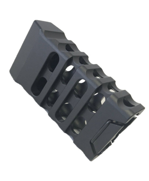 Skeleton Mlok Metal Foregrip Front Grip for M-Lok Handguard Rail